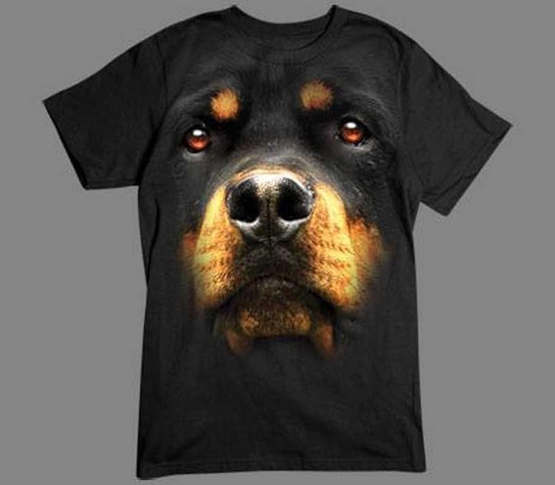 rottweiler-face-shirt