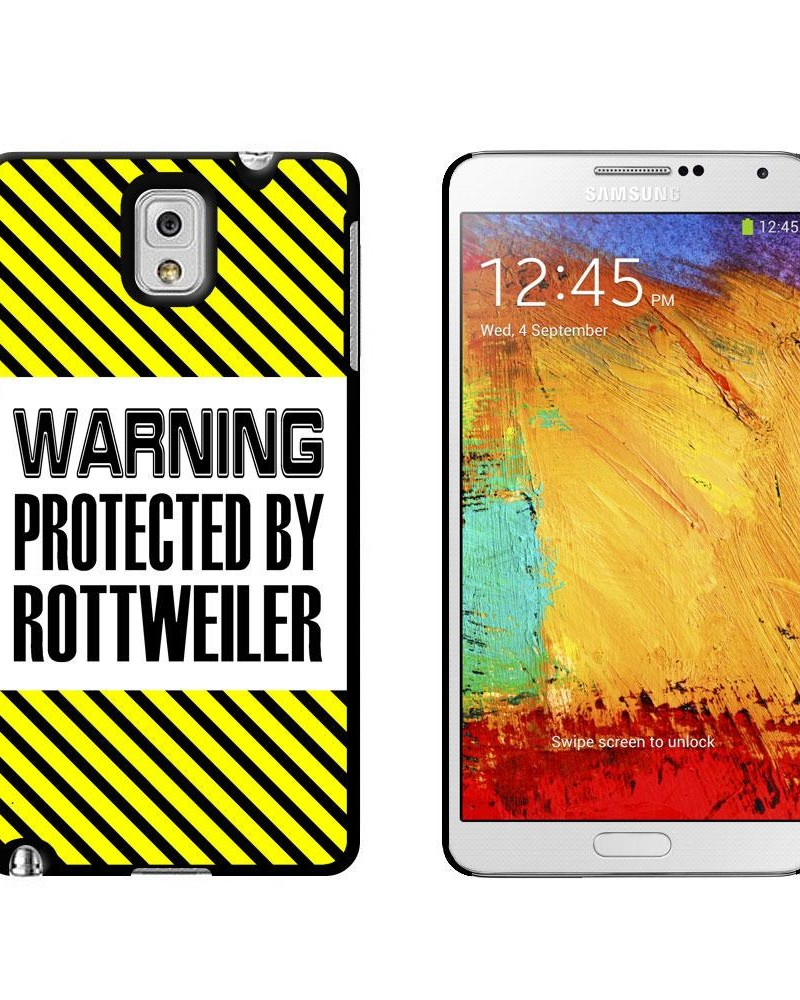 warning-protected-by-rottweiler-galaxy-note-3