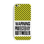 warning-protected-by-rottweiler-iphone-5c