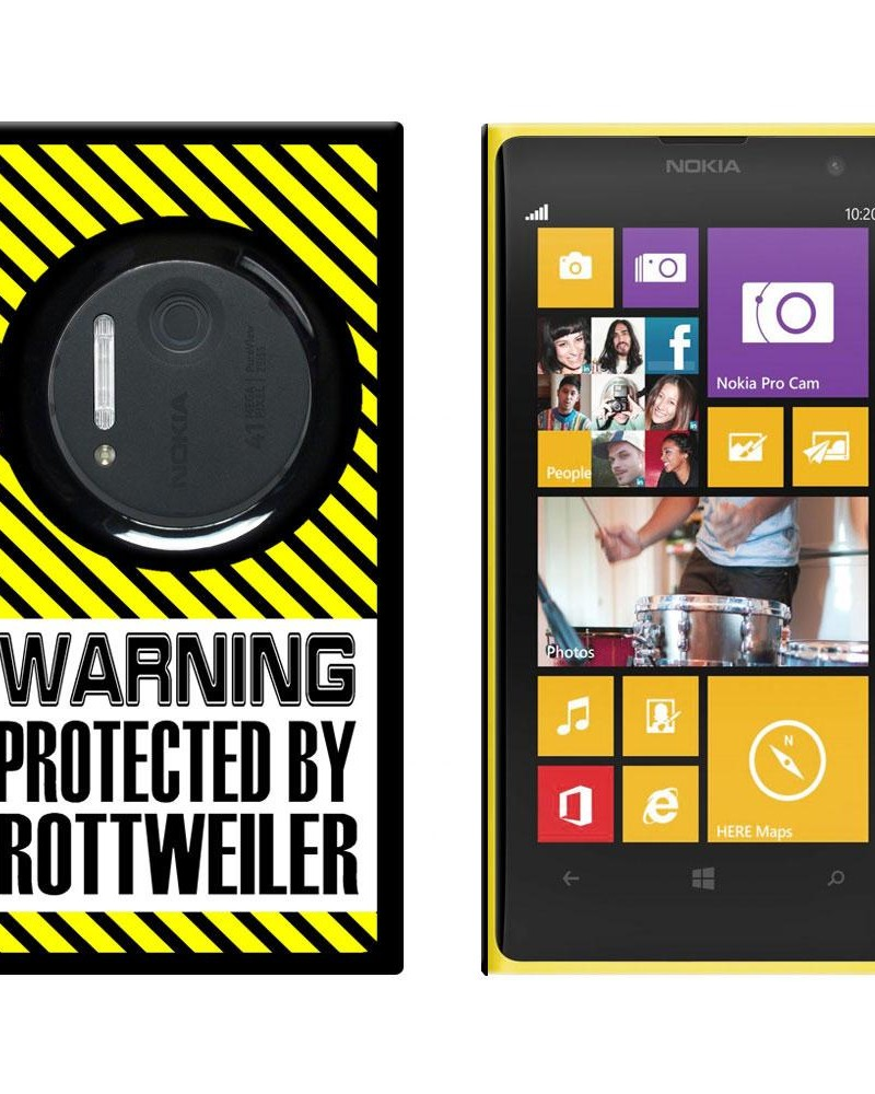 warning-protected-by-rottweiler-nokia-1020