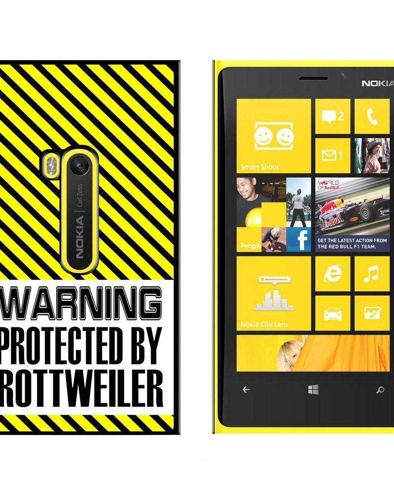 warning-protected-by-rottweiler-nokia-lumina-920