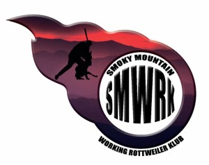 smoky mountain working rottweiler klub--rottweiler events