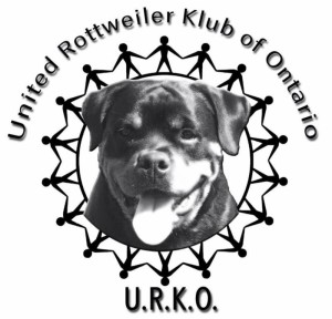 united rottweiler klub of ontario-rottweiler events